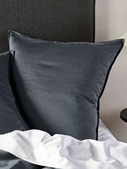 Aria Slate Bamboo Cotton 600TC European Pillowcase