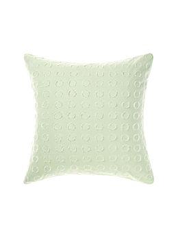 Benedita Mint European Pillowcase