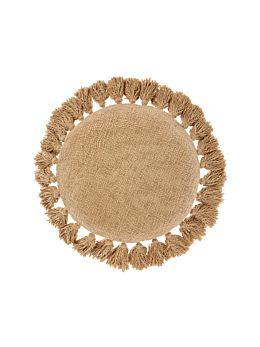 Florida Ginger Cushion 45cm Round