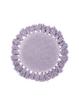 Florida Lilac Cushion 45cm Round