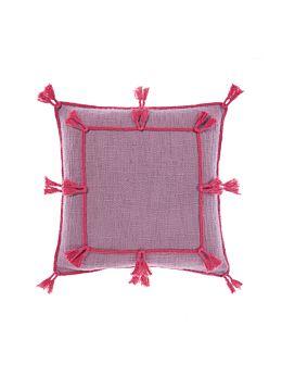 Hannah Orchid Cushion 45x45cm