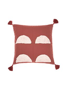 Moonrise Paprika Cushion 48x48cm