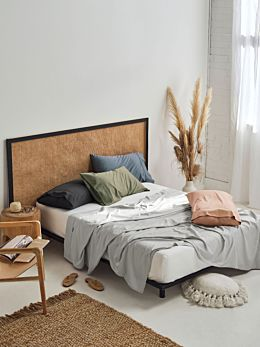 Nara Bamboo Cotton 400TC Sheet Set