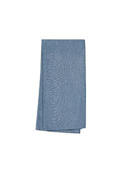 Nimes Nightfall Blue Linen Tea Towel