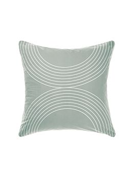 Penina Blue European Pillowcase
