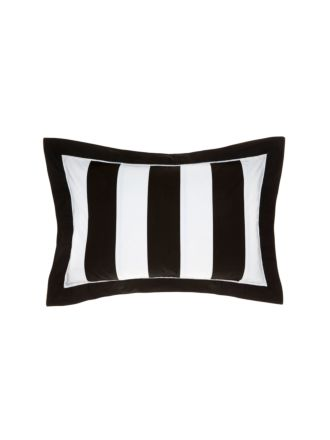 Alex Black Cushion 40x60cm