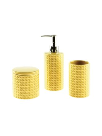 Angular Pineapple Bathroom Collection