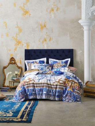 Saint Germain Quilt Cover Set