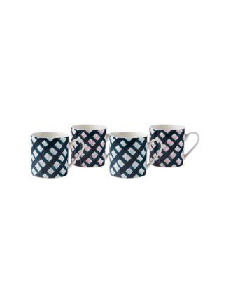 Chela 4-Piece Mug Set