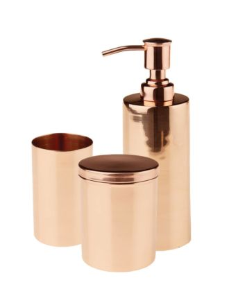 Copper Bathroom Collection