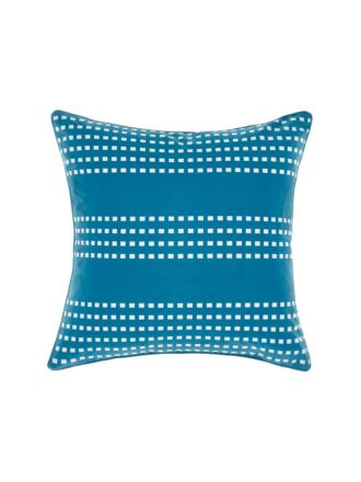 Pacey Blue Cushion 45x45cm