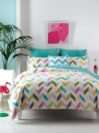 Jamboree Quilt Cover Set