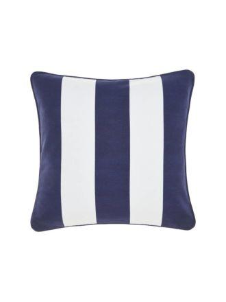 Delmar Navy Cushion 50x50cm