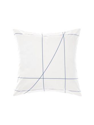 Court European Pillowcase