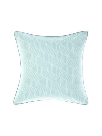 Loft Navy European Pillowcase