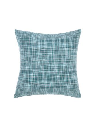Meiko Teal European Pillowcase