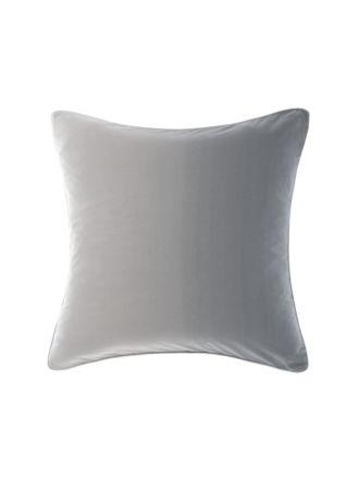 Newman Charcoal European Pillowcase