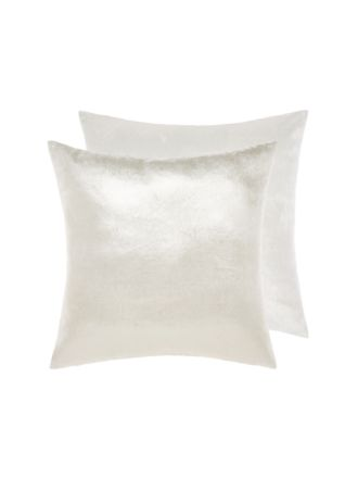 Manor White Cushion 50x50cm