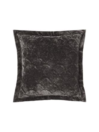 Meyer Charcoal European Pillowcase