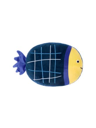 Fishy Friend Novelty Cushion