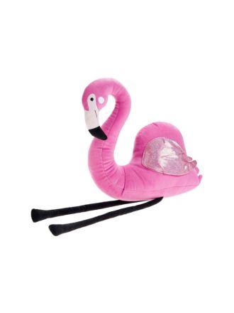 Flamingo-Go Novelty Cushion