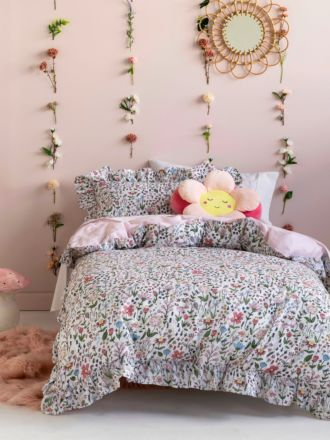 Happy Meadow Quilt Cover Set