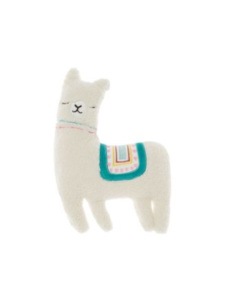 Llama Party Novelty Cushion