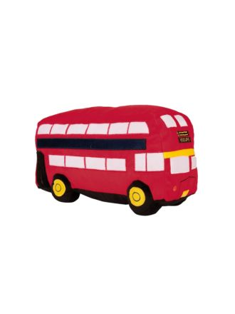 London Bus Novelty Cushion
