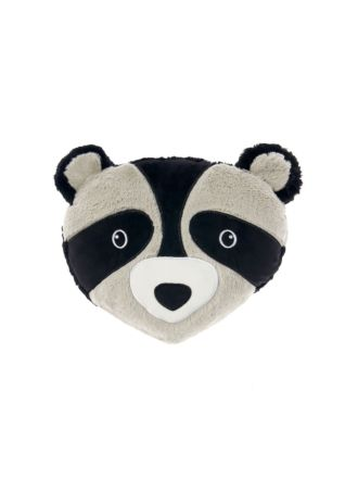 Randy Raccoon Novelty Cushion