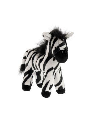 Zazu Zebra Novelty Cushion
