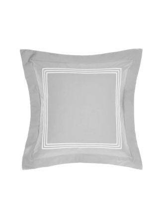 Pembroke Silver Cushion 45x45cm