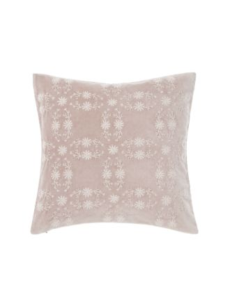 Abigail Pink Cushion 45x45cm