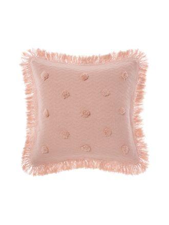 Adalyn Peach European Pillowcase