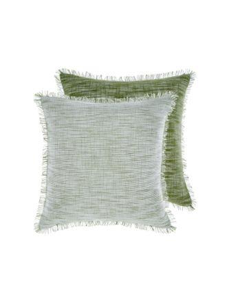 Albers Olive Cushion 50x50cm