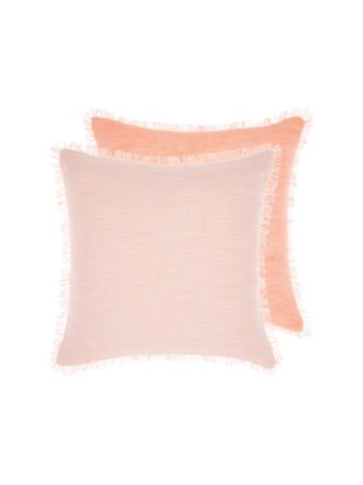 Albers Tropical Peach Cushion 50x50cm
