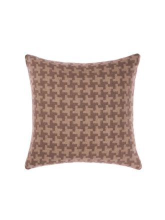 Albert Black Cushion 48x48cm