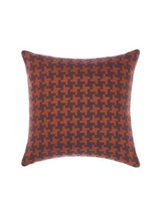 Albert Navy Cushion 48x48cm