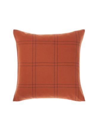 Albert Navy European Pillowcase