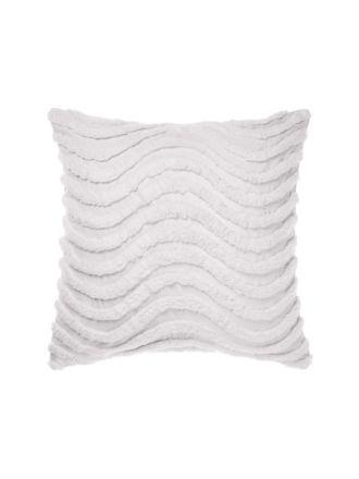Amadora White European Pillowcase