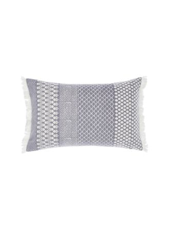 Anika Blue Cushion 35x55cm