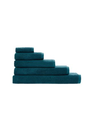 Australian Cotton Teal Towel Collection
