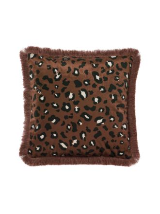 Ayanna Cinnamon Cushion 45x45cm