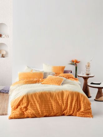 Basque Marigold Quilt Cover Set