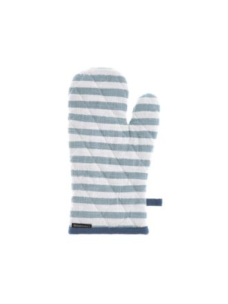 Chandler Blue Oven Glove