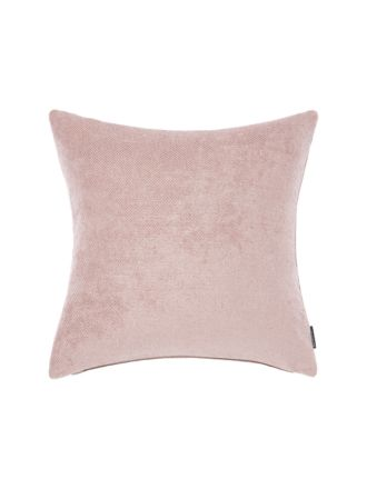 Chenille Tweed Blush Cushion 43x43cm