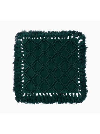Circlet Green Cushion 48x48cm