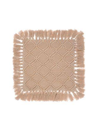 Circlet Peach Cushion 48x48cm