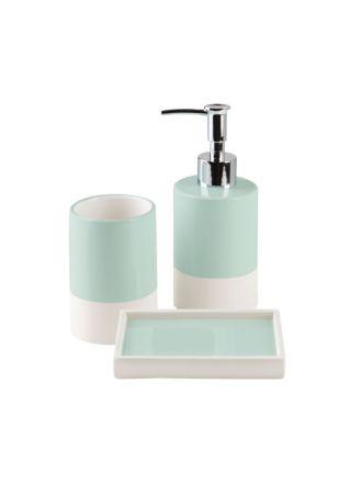Cruz Mint Bathroom Collection