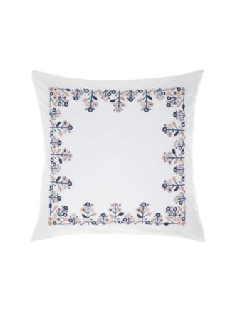 Darwin Rose European Pillowcase