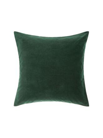 Deluxe Velvet Ivy European Pillowcase
